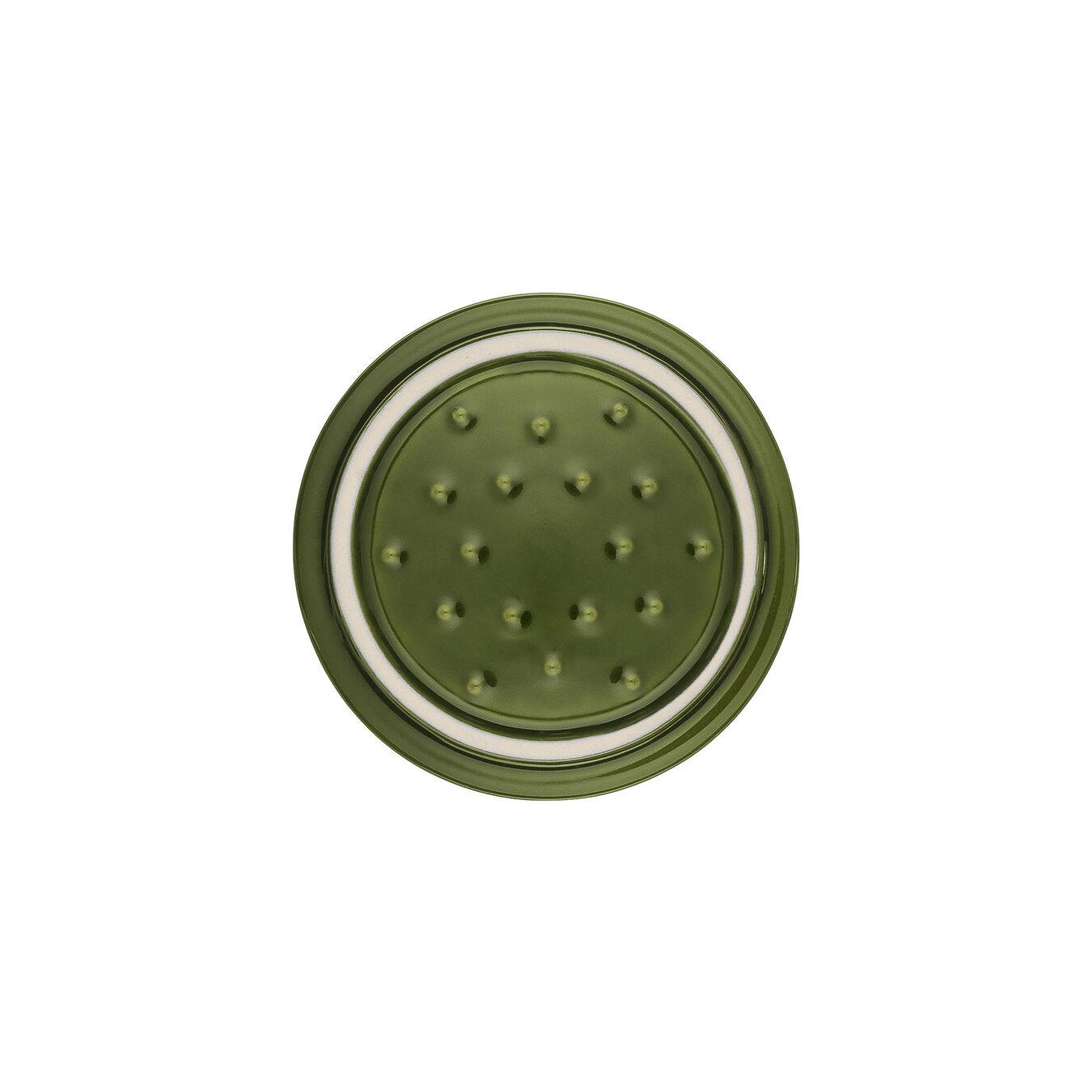 Mini seramik kap, 10 cm | Fesleğen | Yuvarlak | Seramik,,large 2