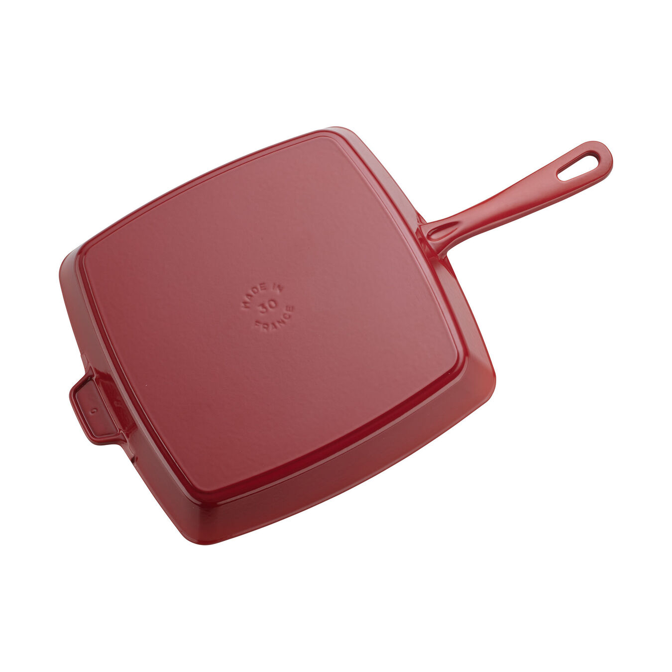 square Grill set, Cherry,,large 4