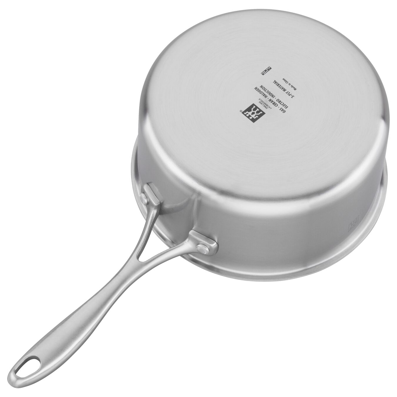 3-ply 3-qt Stainless Steel Saucepan,,large 5