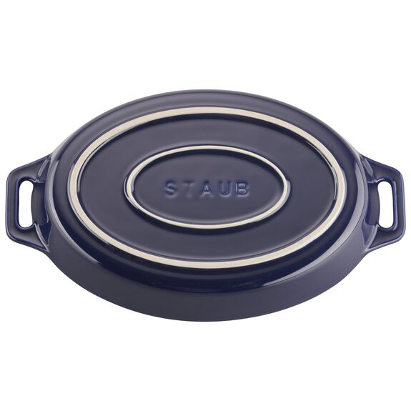 2-pc  Oval Baking Dish Set,,large 6