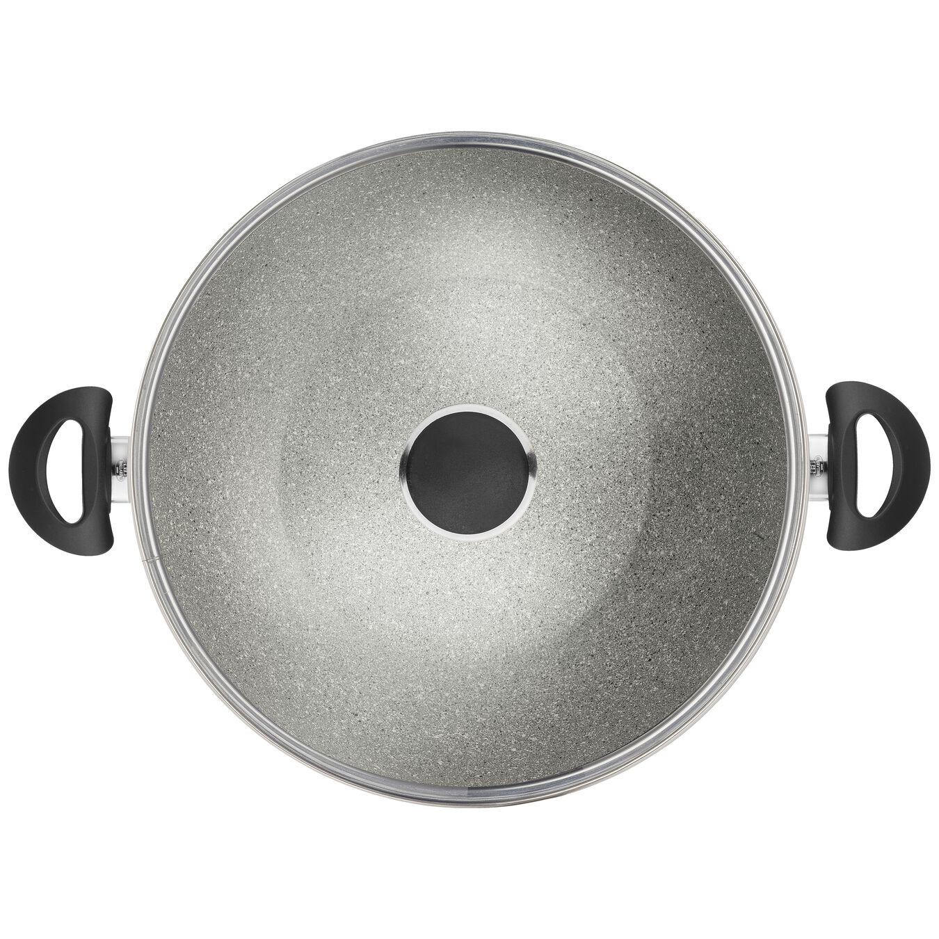 36 cm Aluminum Wok,,large 3