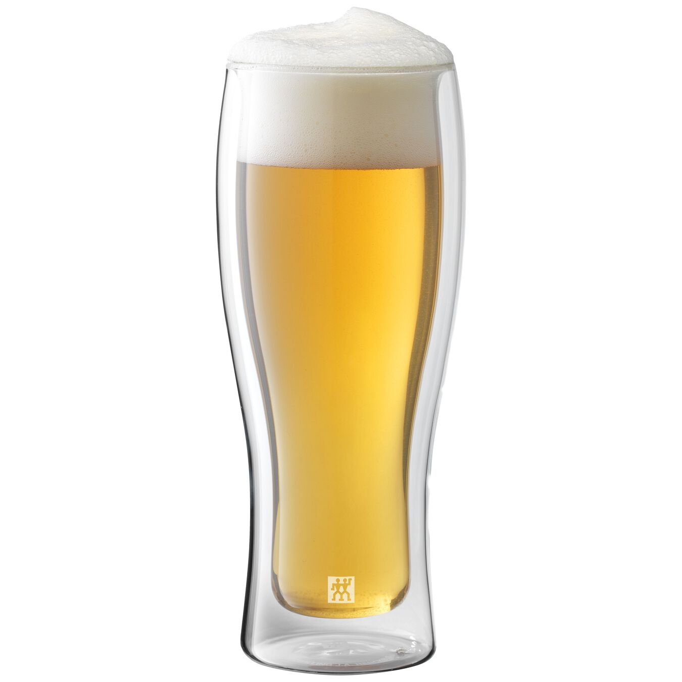 2 Piece Double-Wall Beer Glass Set,,large 2