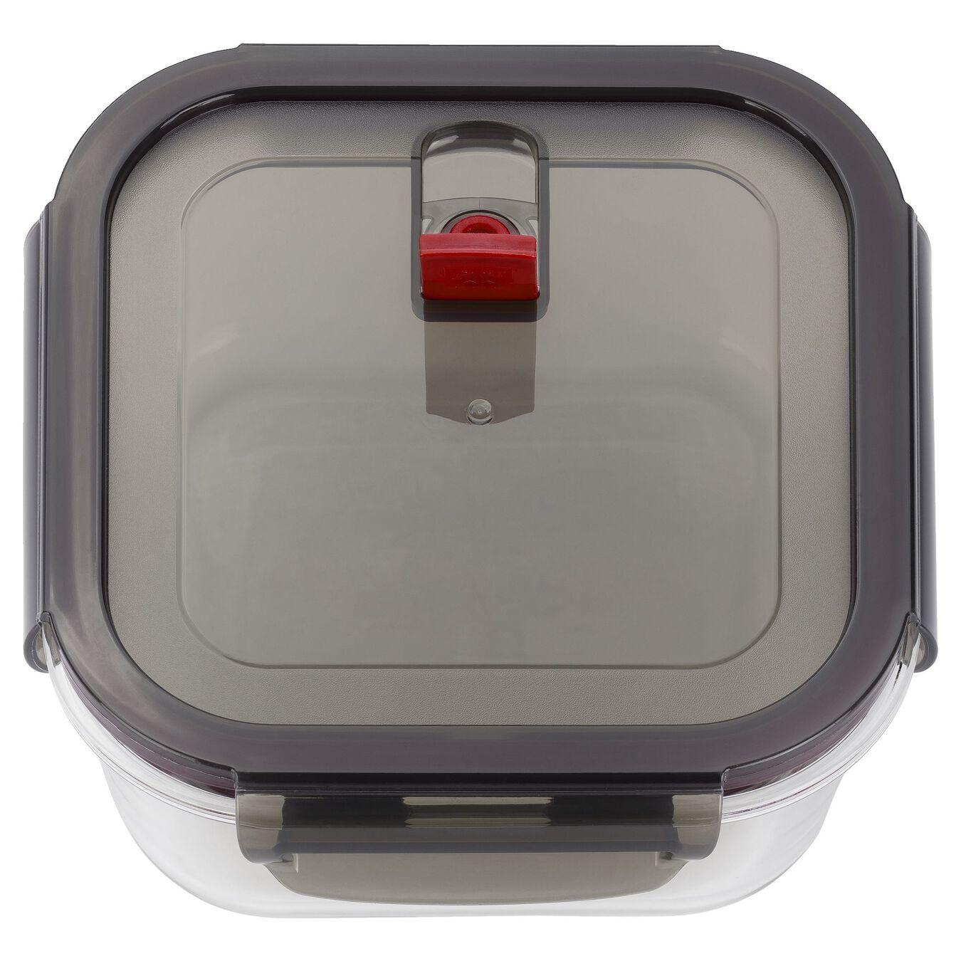 Boîte de conservation 1,1 l, Verre borosilicate,,large 3