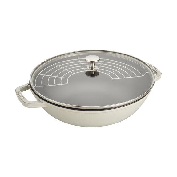 4.5-qt Perfect Pan - White Truffle,,large