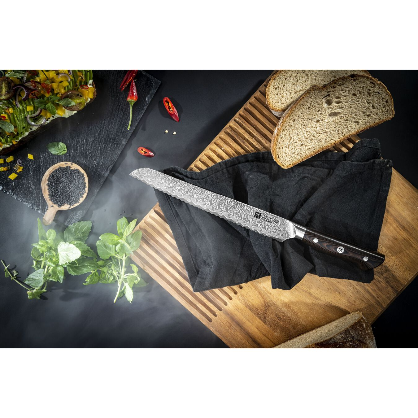 9 inch Bread knife,,large 4
