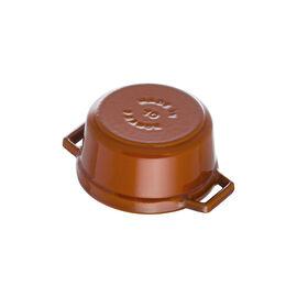 Staub La Cocotte, Mini Cocotte 10 cm, redondo, Canela, Ferro fundido