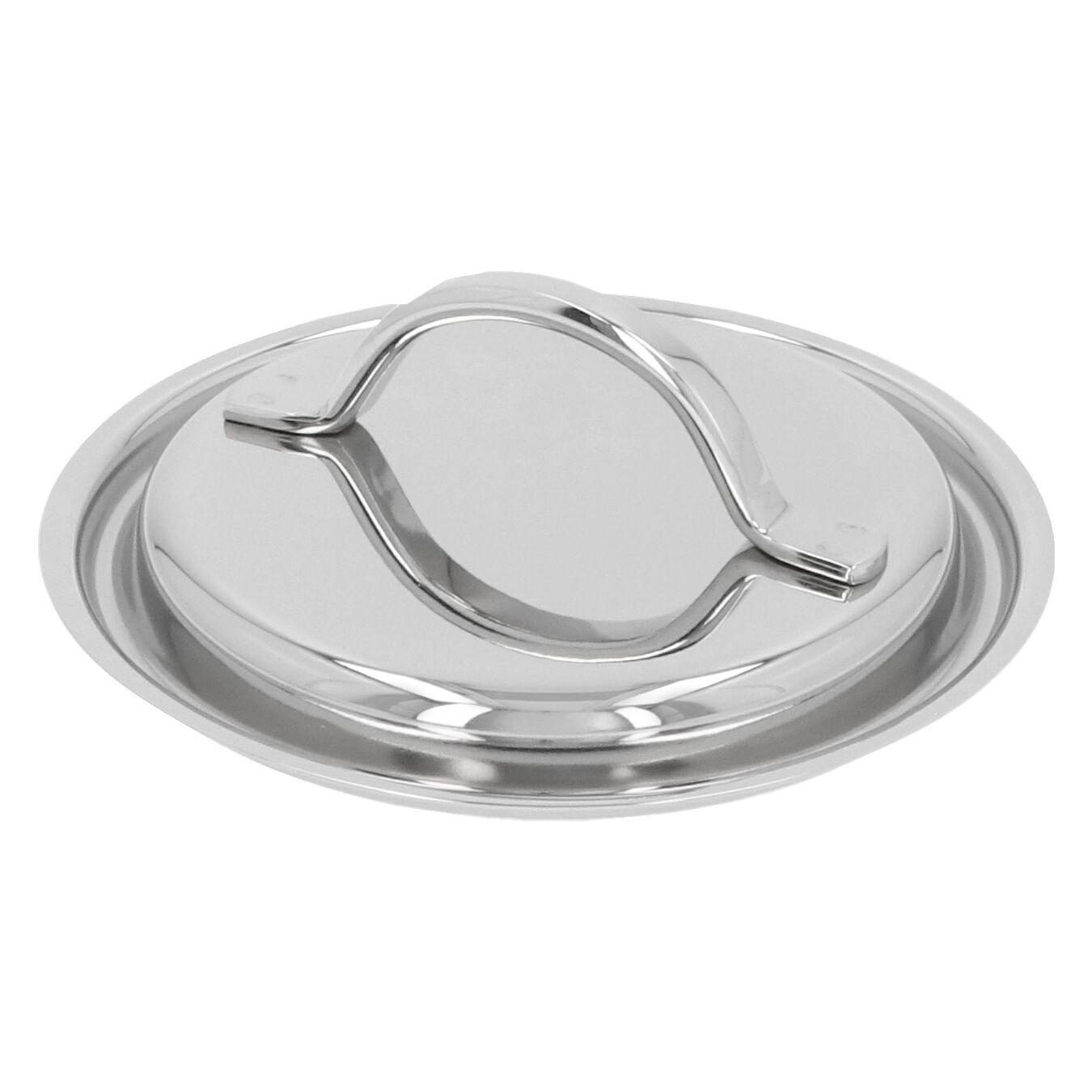 Steelpan met deksel 14 cm / 1 l,,large 6