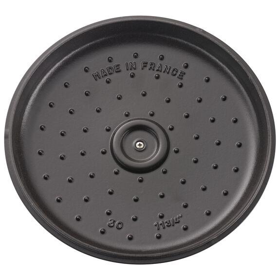 30-x-30-cm-/-12-x-11.81-inch Enamel Saute pan,,large