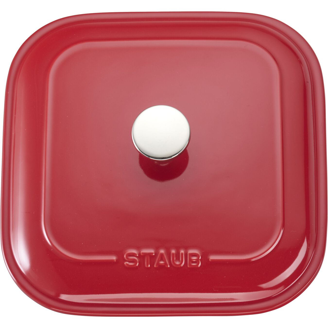 9-inch, square, Special shape bakeware, cherry,,large 5