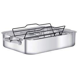 ZWILLING TruClad,  rectangular Oven dish, silver