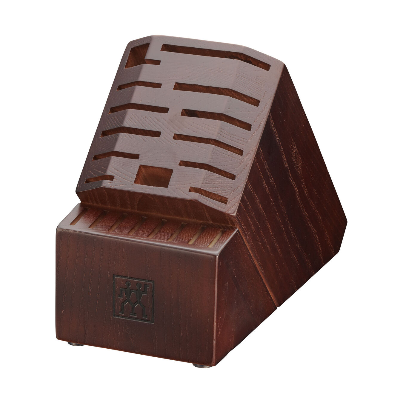 Ashwood 21-Slot Knife Block,,large 1