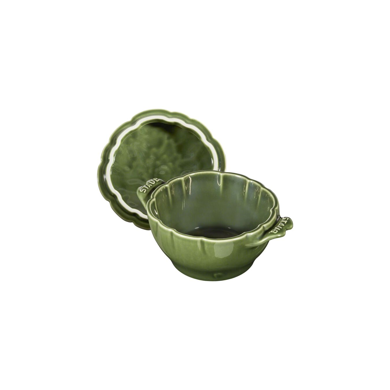 16-oz, artichoke, Petite Cocotte, basil,,large 13