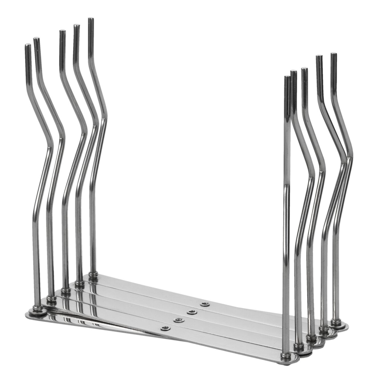 Sous-vide rack, stainless steel,,large 3