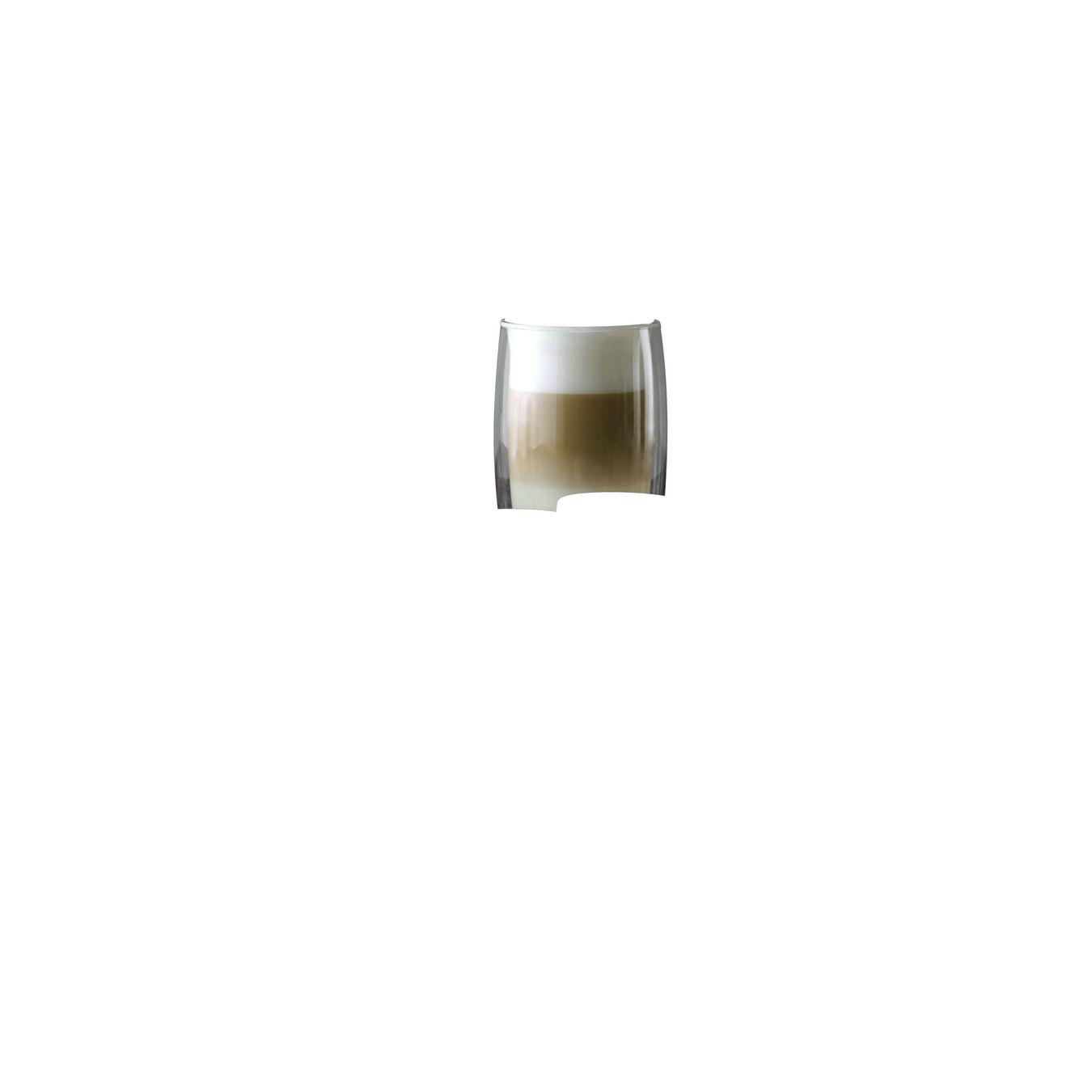 Service de verres à capuccino à double paroi, 2-pces,,large 5