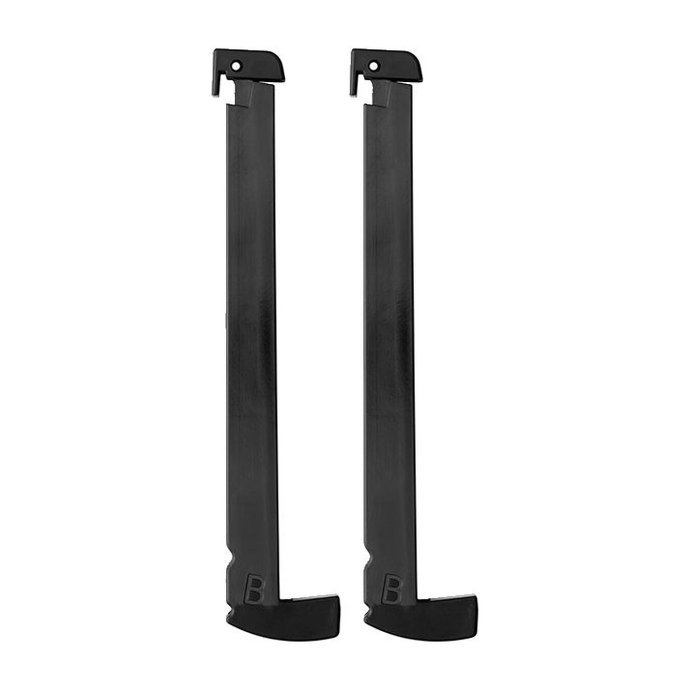 V-Edge, 8 cm   Black   ABS,,large 2