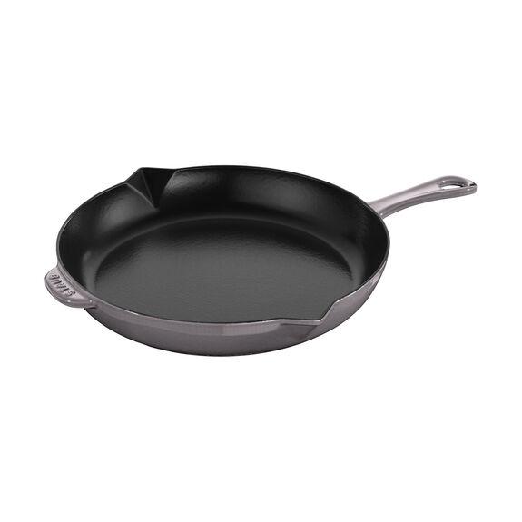 """12"""" Fry Pan, Graphite Grey, , large"""