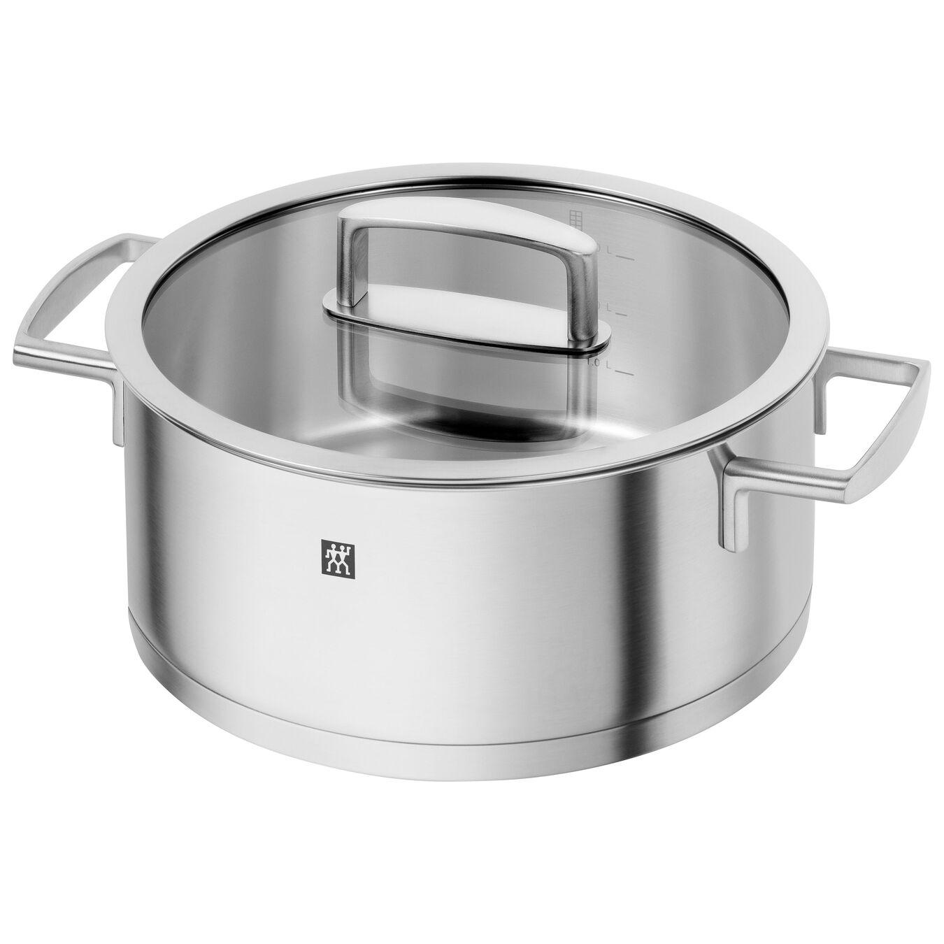 Ensemble de casseroles 4-pcs, Inox 18/10,,large 4