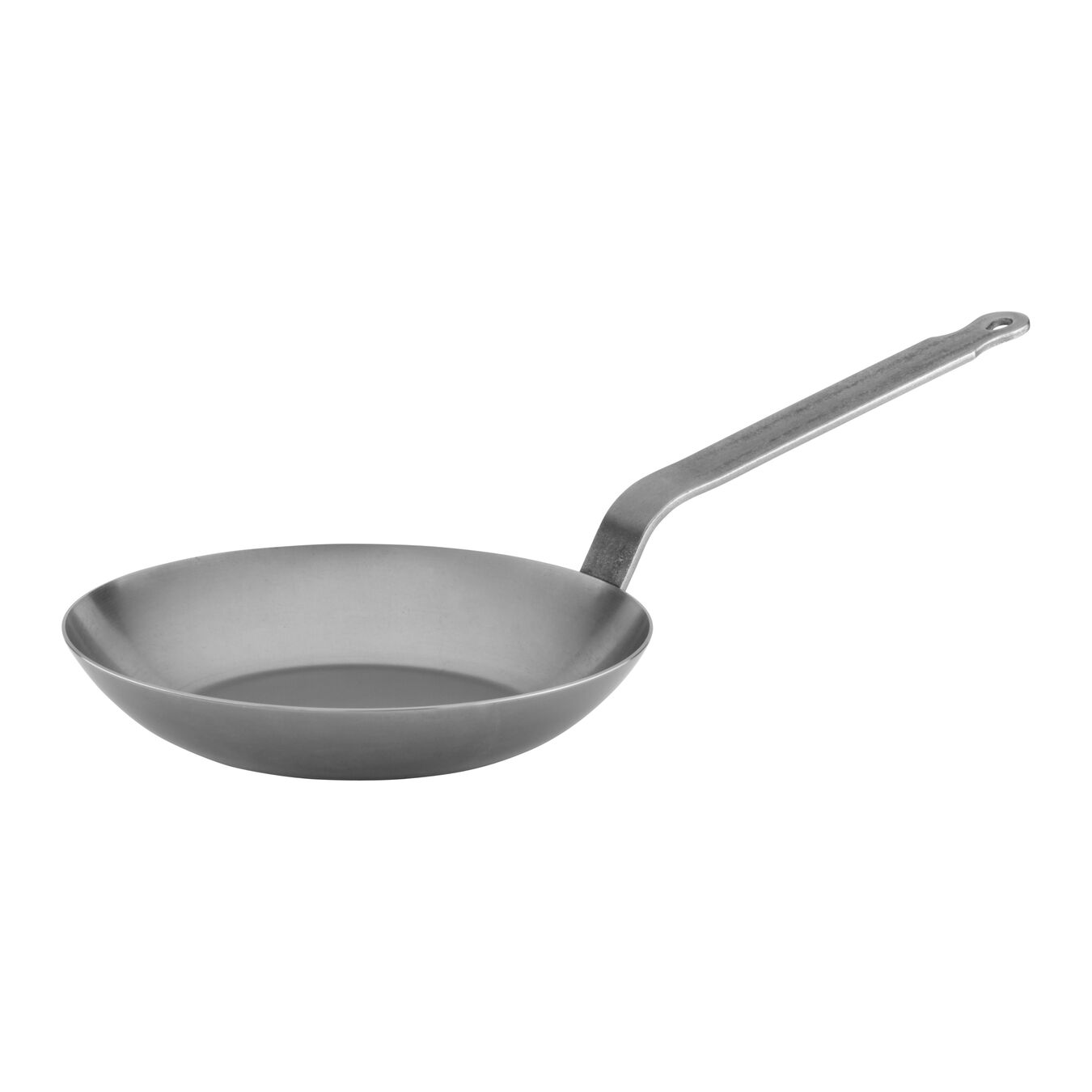 9.5-inch, carbon steel, Frying pan,,large 2