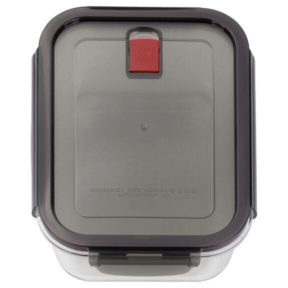 1,5-l-/-1.5-qt Borosilicate glass Storage jar,,large 6