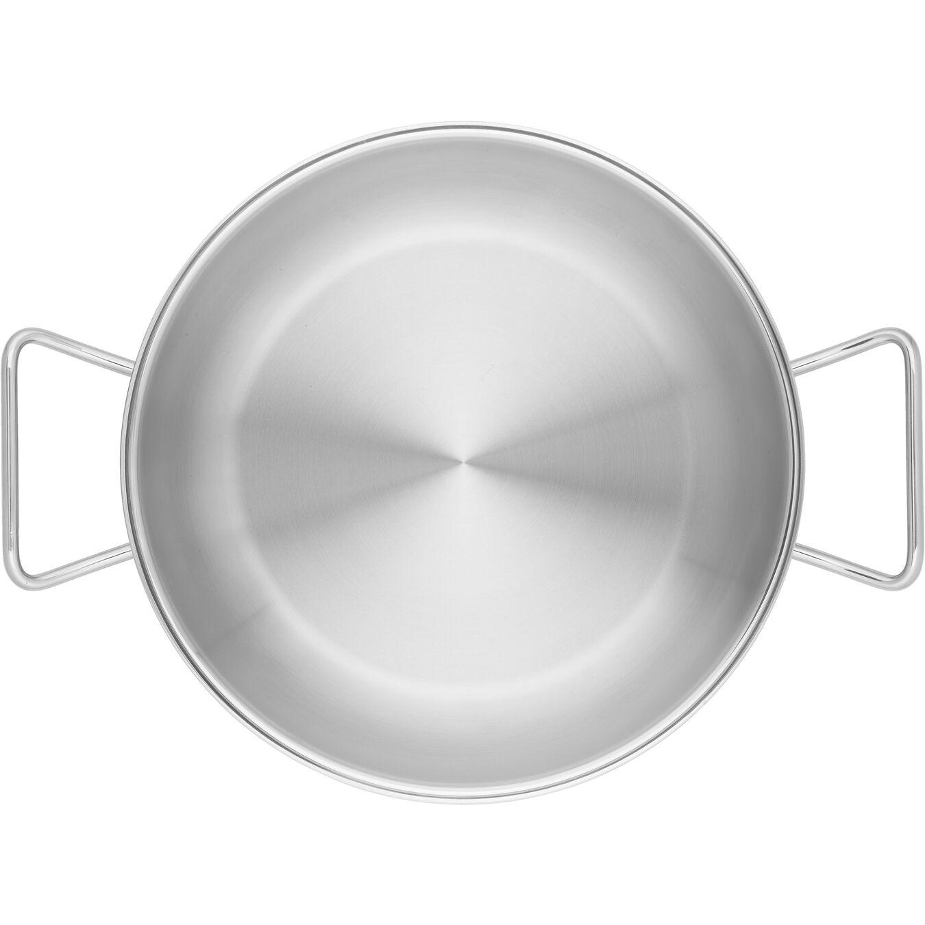 Wok - 30 cm, acciaio,,large 5
