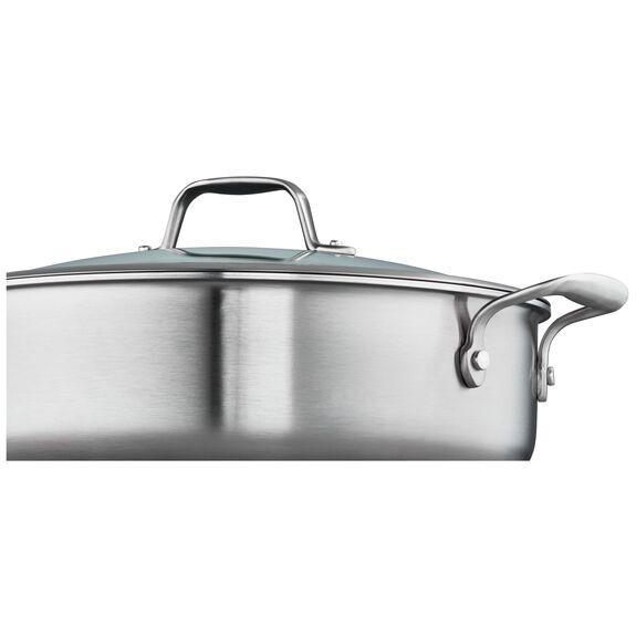 11-inch Ceramic Saute pan,,large