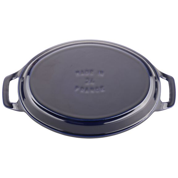 9.5-inch Cast iron Oven dish,,large 2