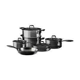 ZWILLING Nero, 10 Piece 10 Piece Cookware set