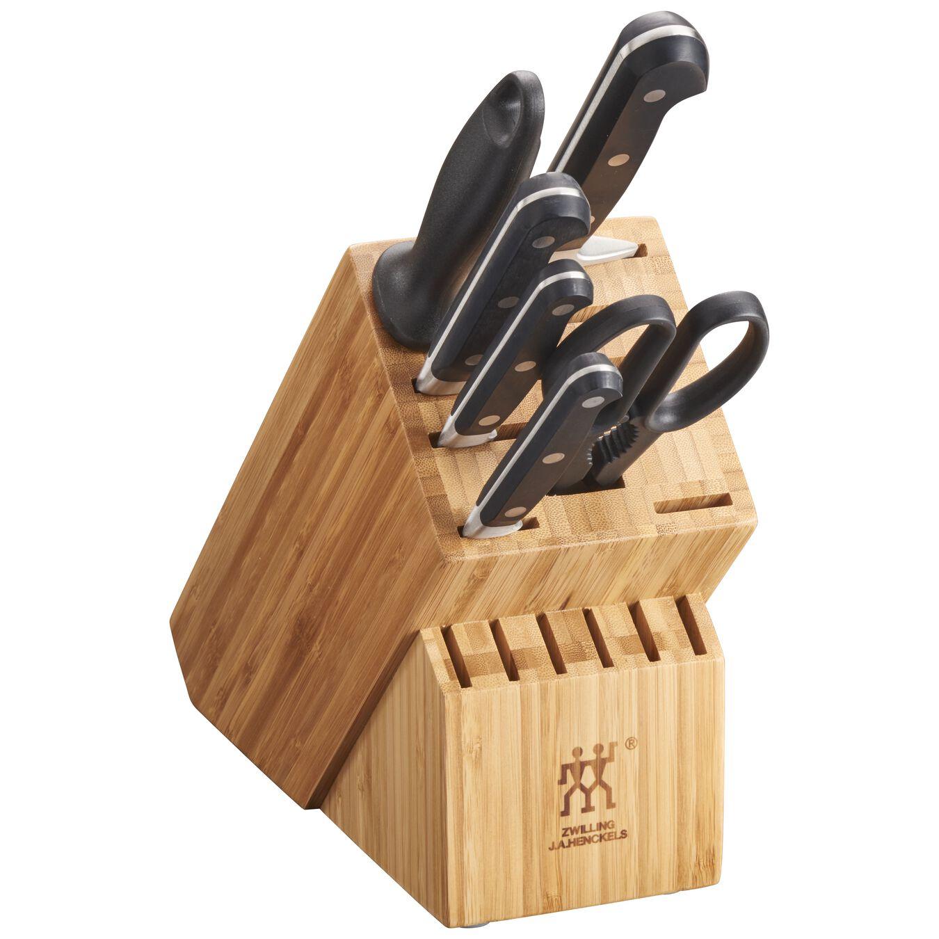7-pc, Knife block set,,large 2