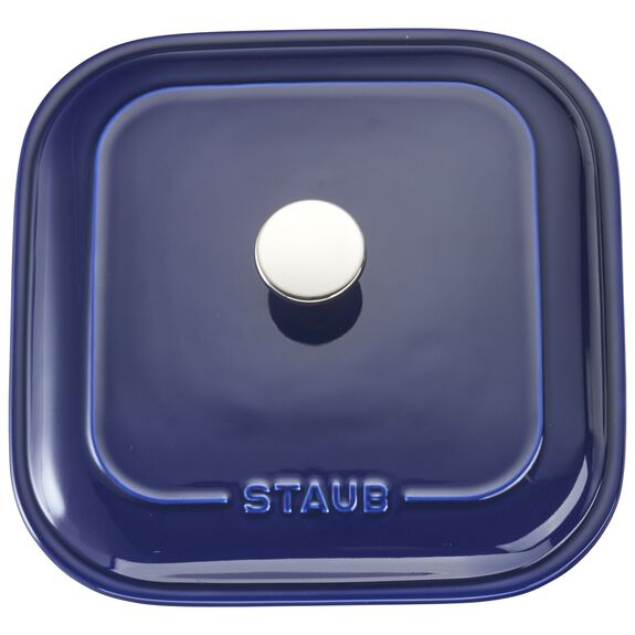 Ceramic Square Covered Baking Dish,,large 4