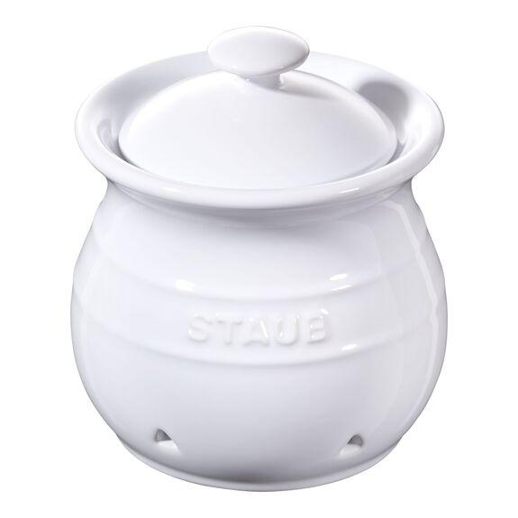 Ceramic Garlic keeper,,large