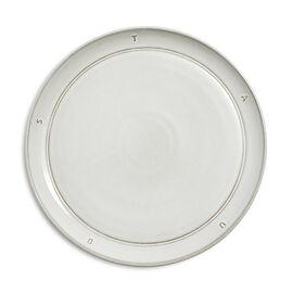 Staub Boussole, 8.5-inch, Plate, off-white