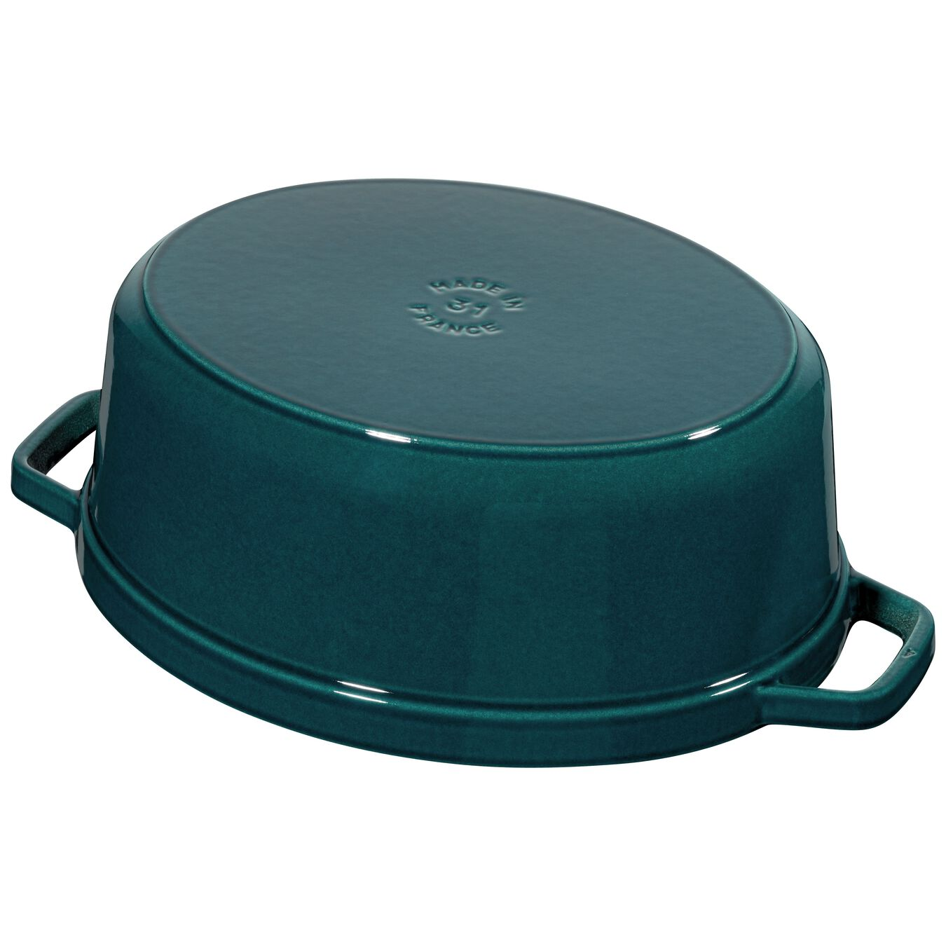 186-oz, oval, Cocotte, la mer - Visual Imperfections,,large 5
