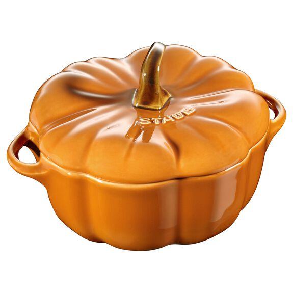 0.75-qt-/-15-cm Pumpkin Cocotte, Cinnamon,,large
