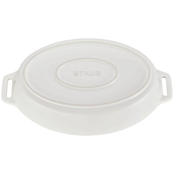 14.5-inch Ceramic Oven dish,,large 3