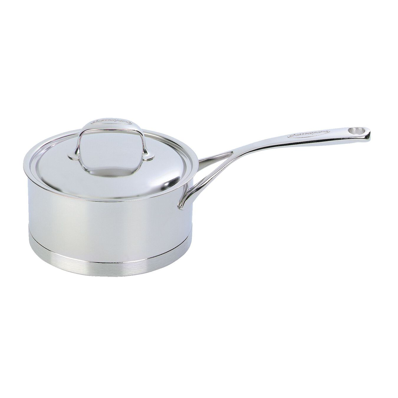 3.2-qt Stainless Steel Saucepan,,large 1