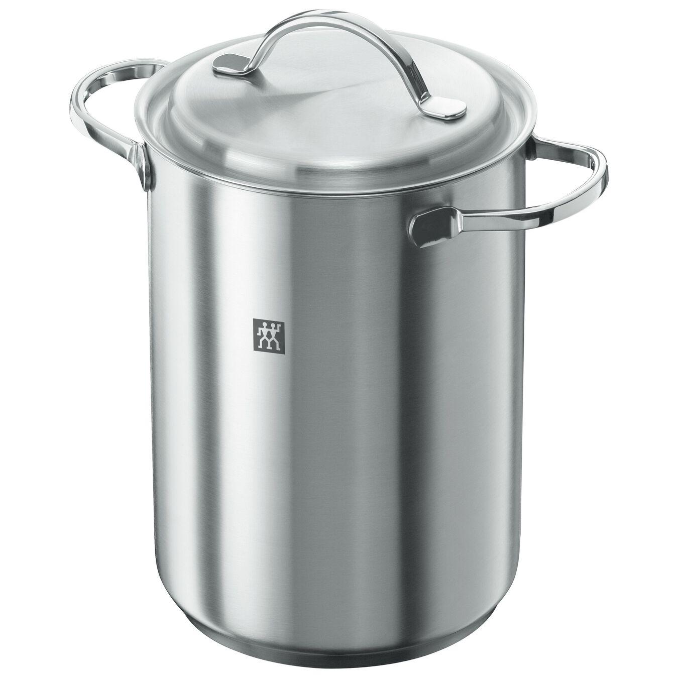 4.5 l 18/10 Stainless Steel Asparagus / Pasta Pot,,large 1