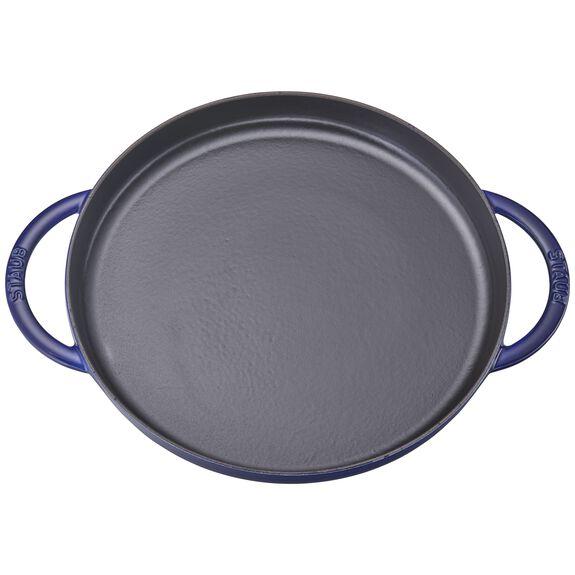 11.81-inch Enamel Grill pan,,large 2