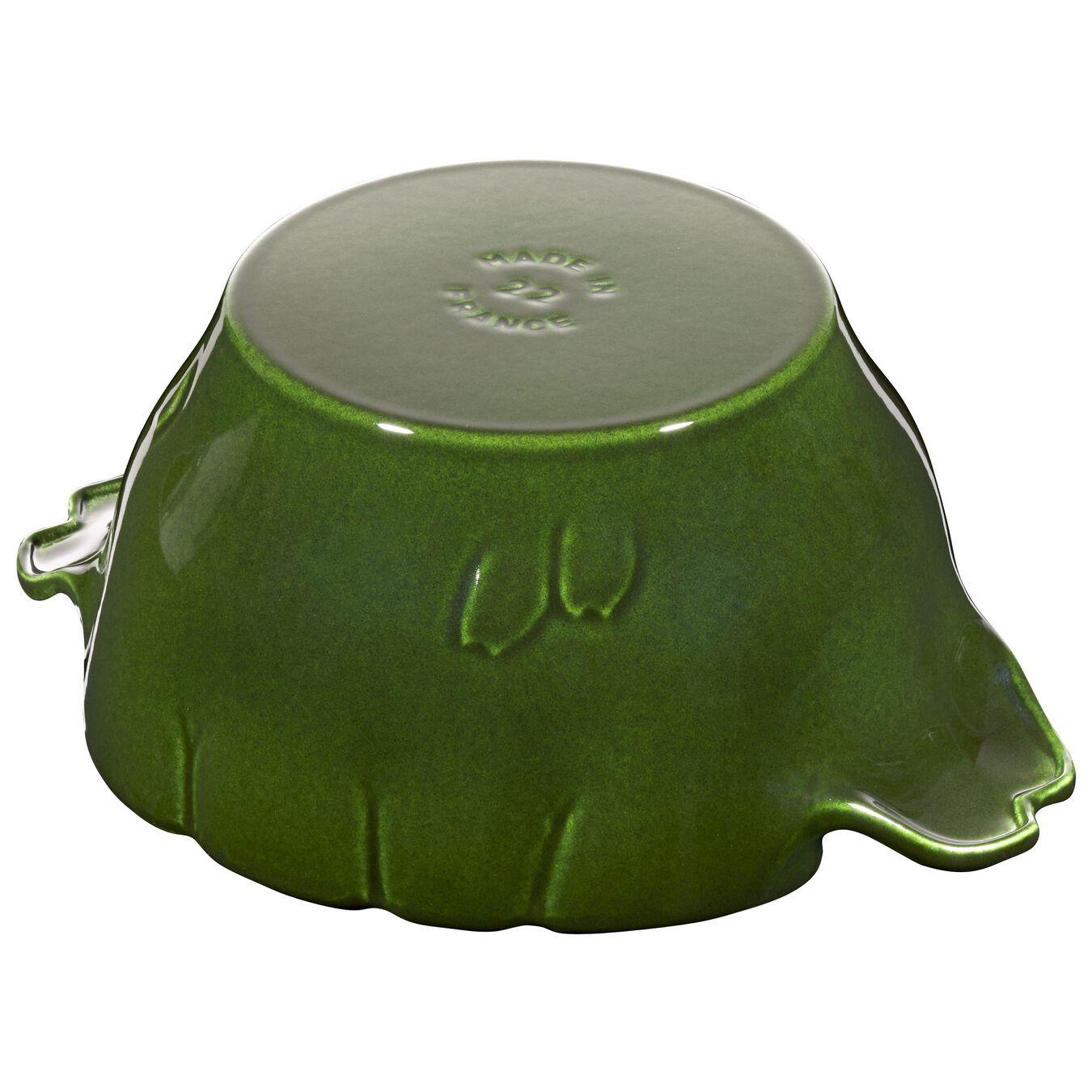3-qt Artichoke Cocotte - Basil,,large 6