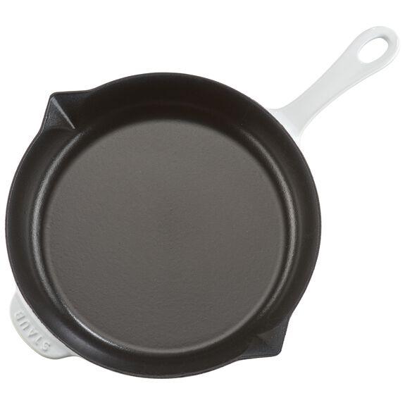 10-inch Enamel Frying pan,,large 2