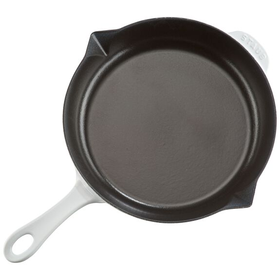 10-inch Cast iron Frying pan,,large 2