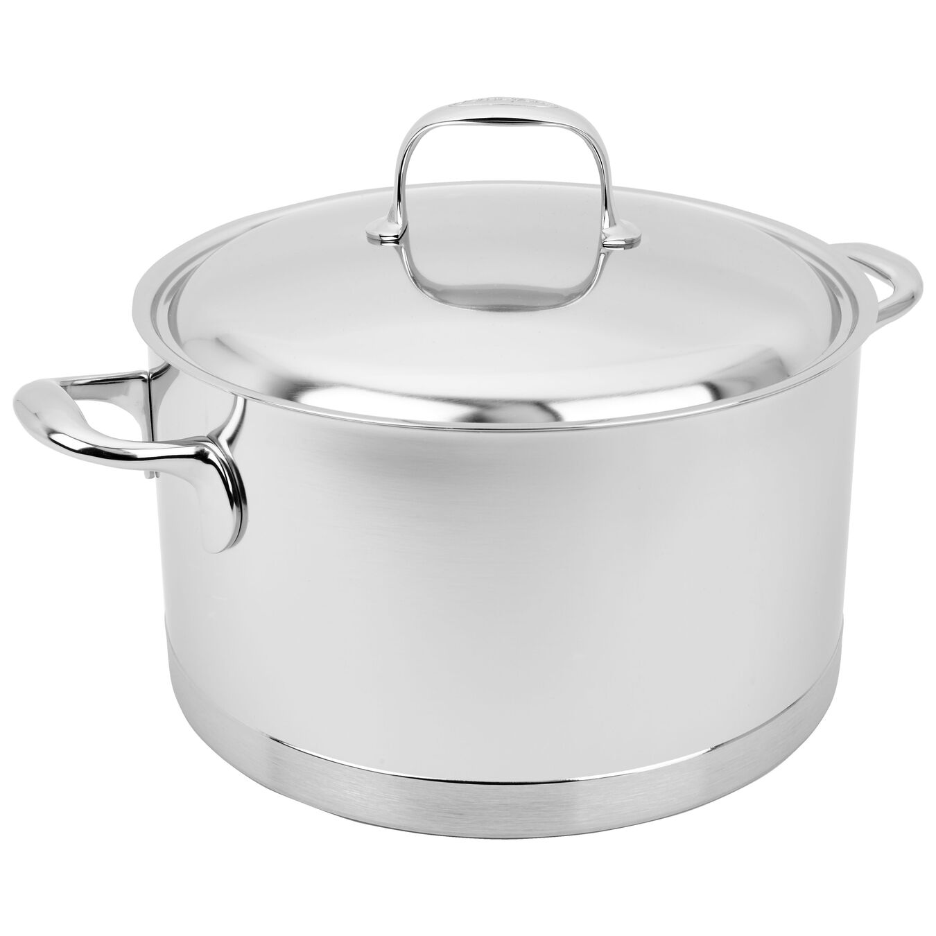 8,5 l 18/10 Stainless Steel Casserole with lid,,large 2