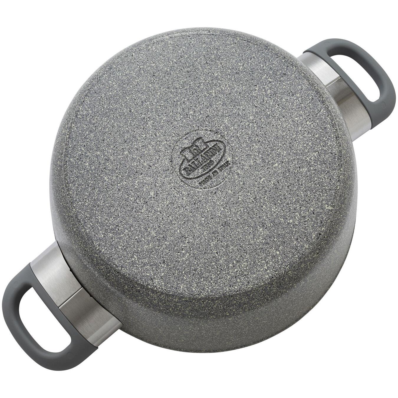 4.8 qt, aluminium, Nonstick Dutch Oven with Lid,,large 3