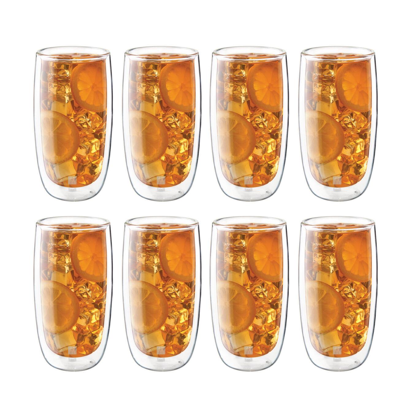 8 Piece Beverage Glass Set - Value Pack,,large 2