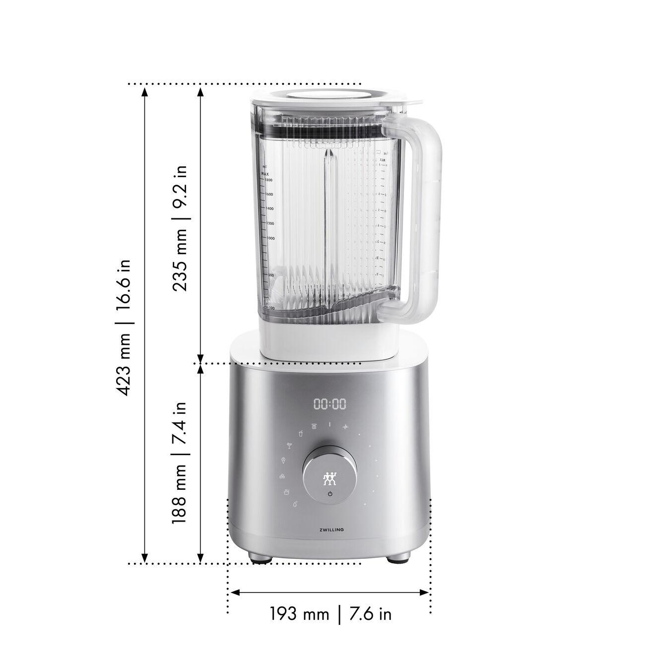 Power Blender Pro | BLDC Motor | Metalik Gri,,large 10