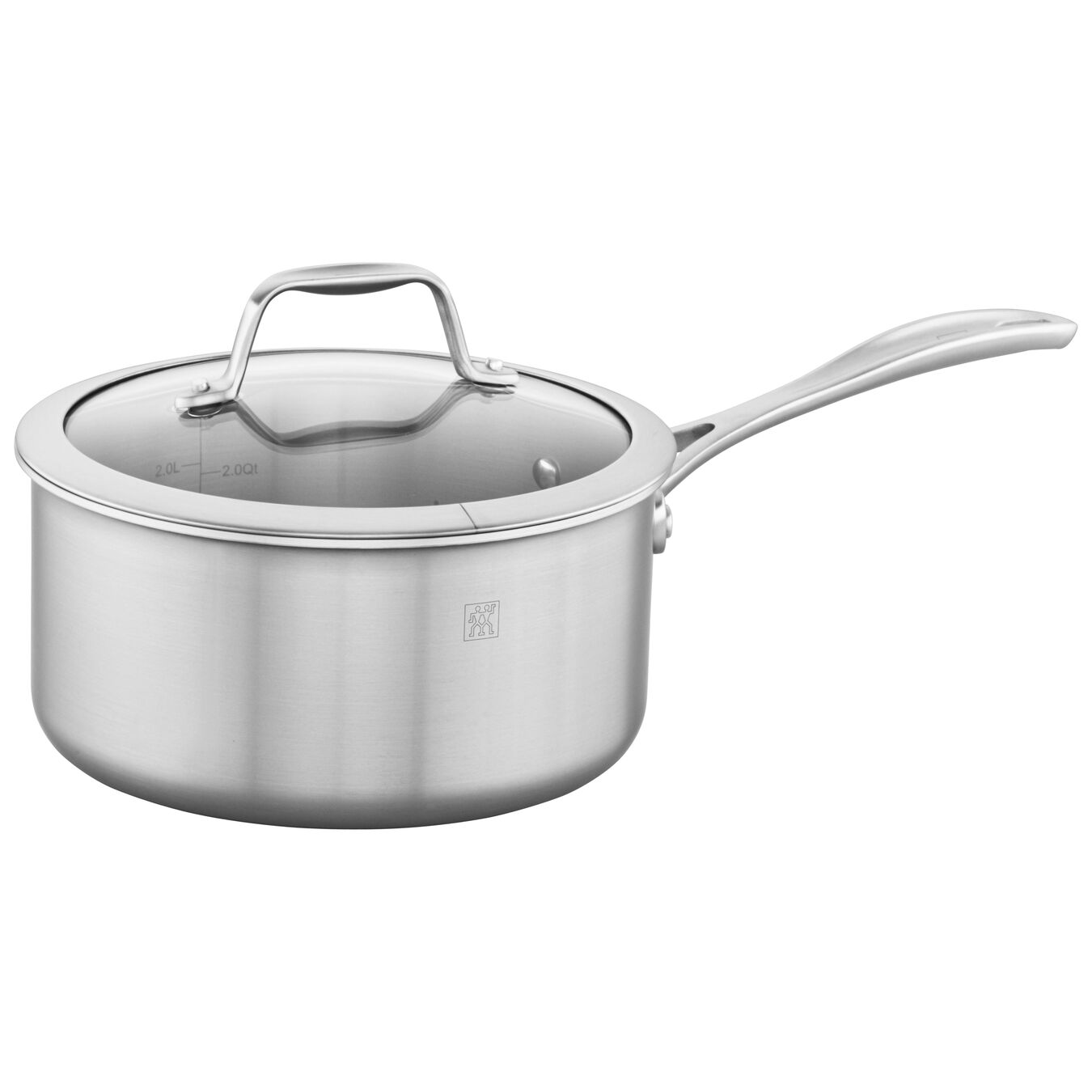 3 qt, 18/10 Stainless Steel, Non-stick, Sauce pan,,large 2
