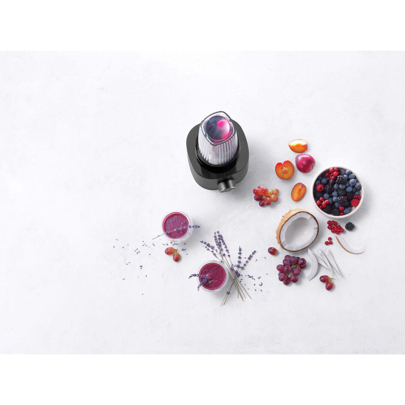 Mini Blender, AC Motor, Noir,,large 3