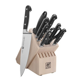 ZWILLING Professional S, 10-pc, Knife block set, Rustic White