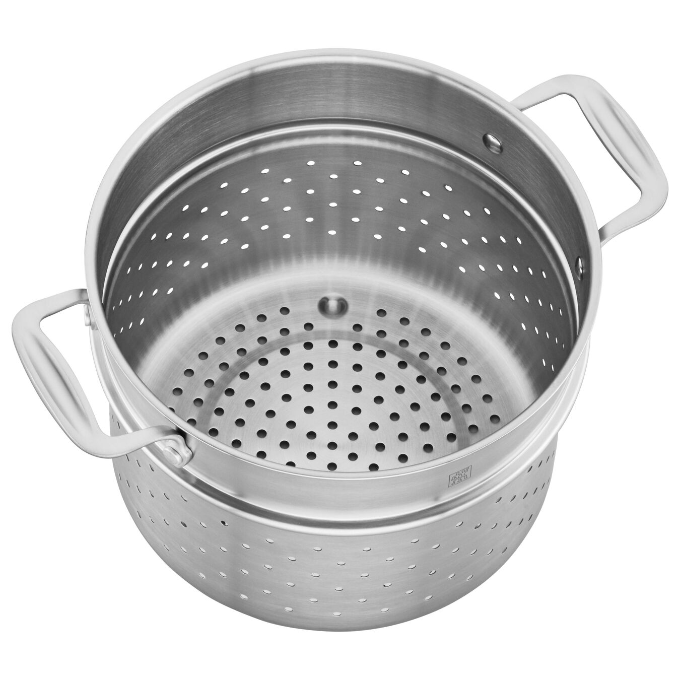 3-ply 6-qt Stainless Steel Pasta Insert (Fits 6-qt Dutch Oven),,large 2