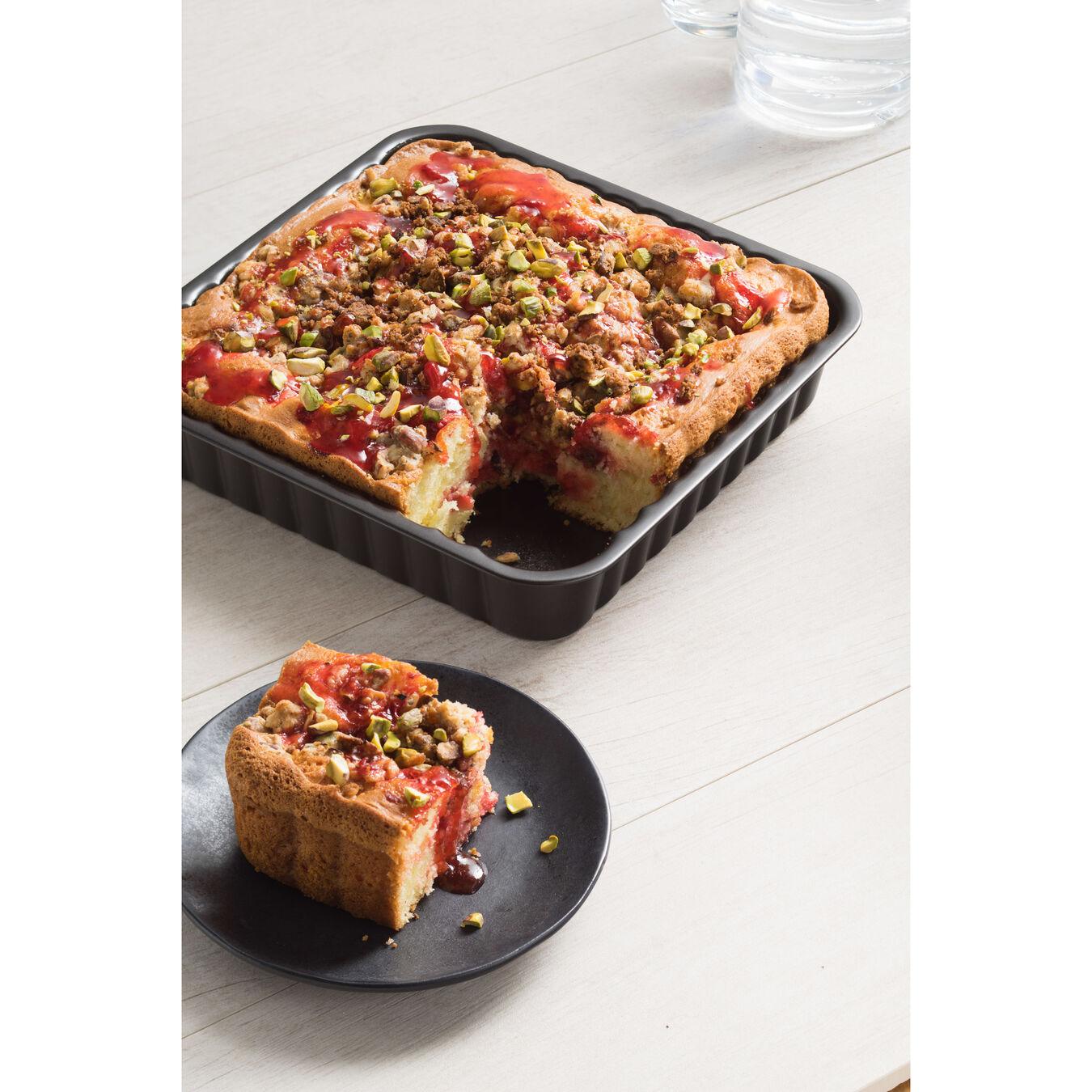 3-pc Scalloped Cake Pan Set,,large 6