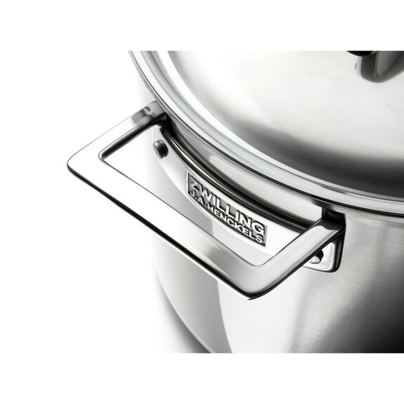 8-qt 18/10 Stainless Steel Stock pot,,large 3